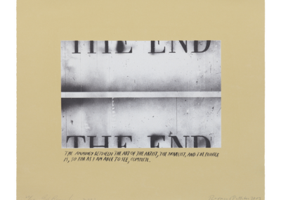 The End (State I)