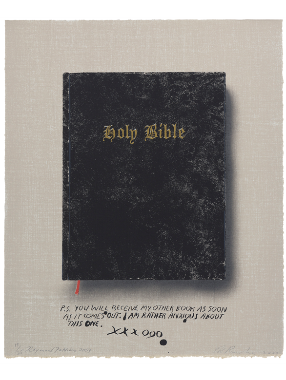 Holy Bible (State I)