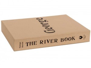 River Book slipcover