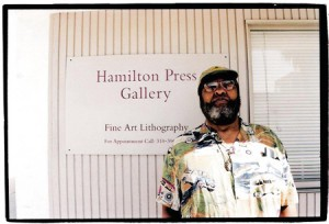 Greg Edwards at Hamilton Press