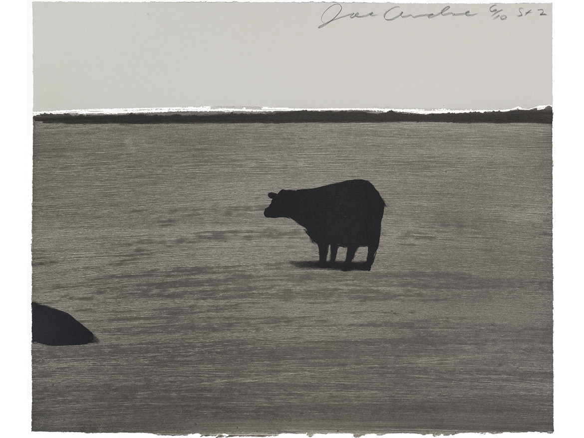 Untitled, State I (2 Cows)