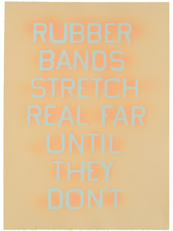 Rubber Bands (State III)
